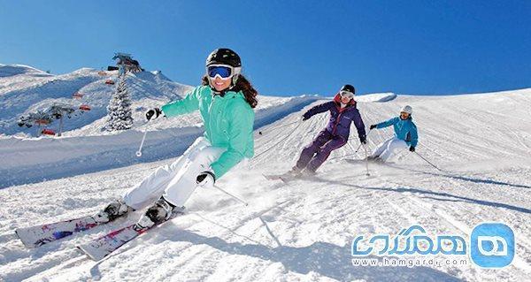 آشنایی کوتاه با پیست های اسکی بزرگ جهان