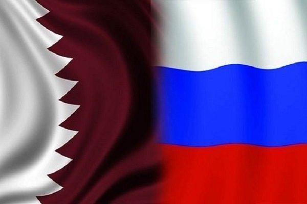 امضای توافقنامه همکاری های امنیتی میان قطر و روسیه