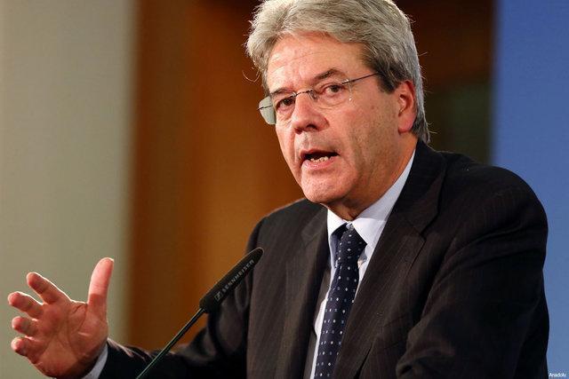 نخست وزیر مکلف ایتالیا از مجلس رأی اعتماد گرفت