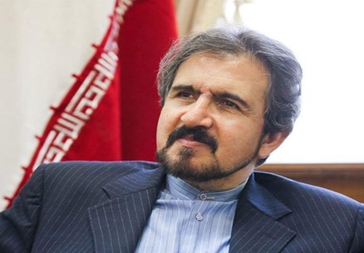 قاسمی: همراهان سیاست فشار حداکثری آمریکا علیه ایران به دنبال بی ثباتی در منطقه هستند