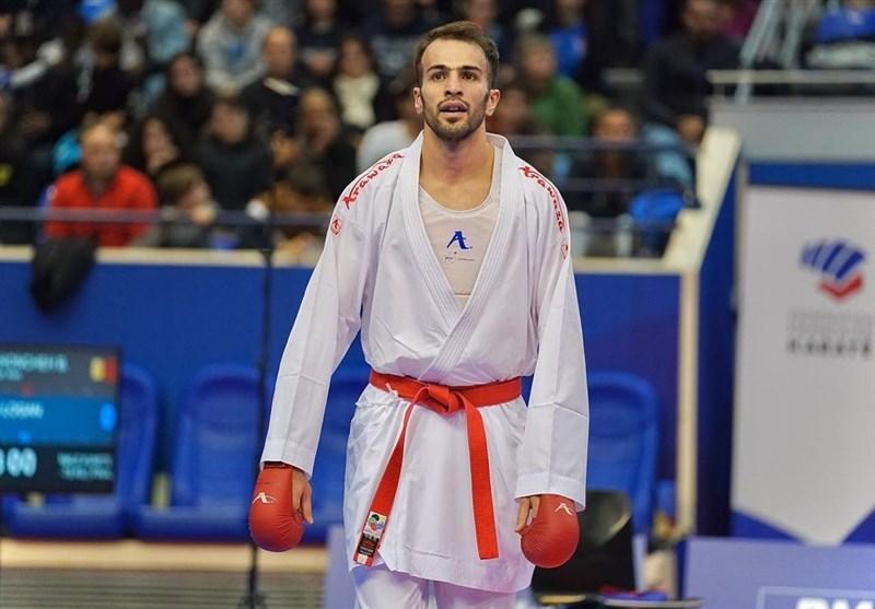 کاراته وان اتریش، تداوم یکه تازی عسگری با حضور در ملاقات نهایی، کوشش آسیابری و خاکسار در جدول شانس مجدد