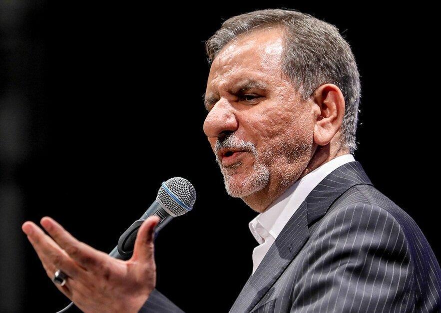 جهانگیری: در 2 خرداد 76 گفته می شد نتیجه انتخابات از پیش معین است ، نیاز به حضور مردم داریم