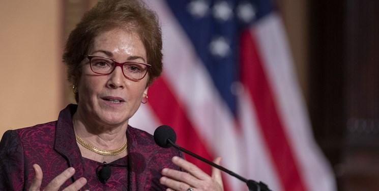 سفیر برکنارشده آمریکا در اوکراین: وزارت خارجه آمریکا در مخمصه افتاده است