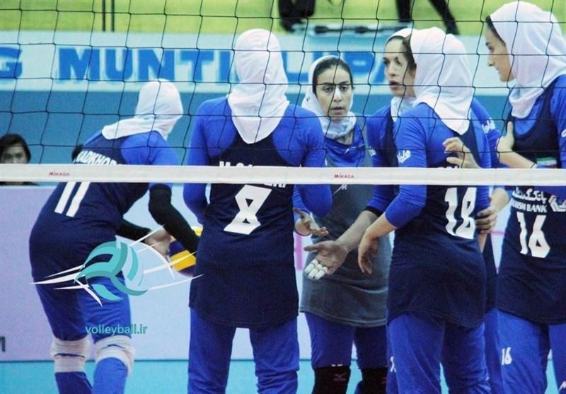 شکست تیم ملی والیبال بانوان ایران برابر استرالیا