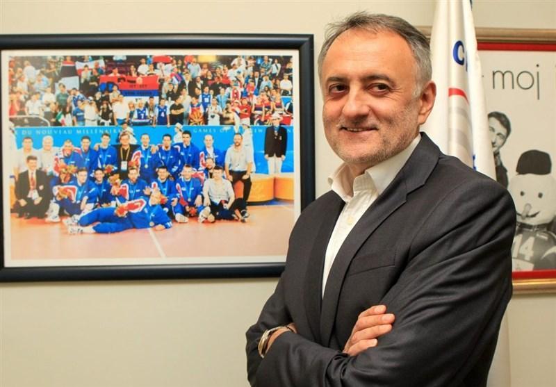 یاری بزرگ دولت صربستان به نماینده والیبال این کشور در اروپا