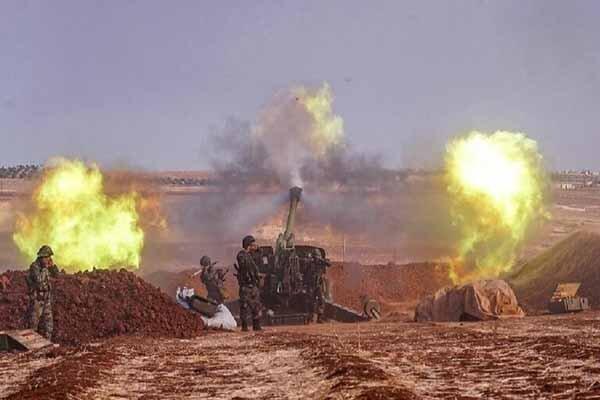 عملیات گسترده ارتش سوریه در جنوب ادلب، 2 منطقه آزاد شد
