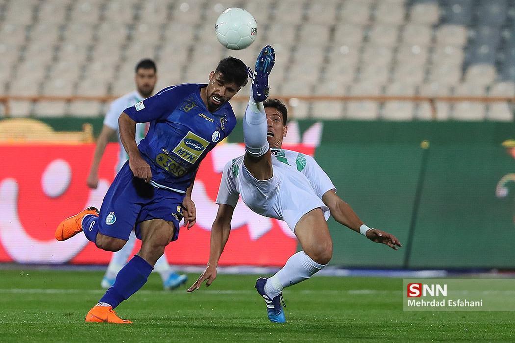 فتح الله زاده بهترین گزینه است ، تمرین در سالن کار دست استقلال داد ، 2 بازیکن بدون تمرین که شق القمر نمی کنند!