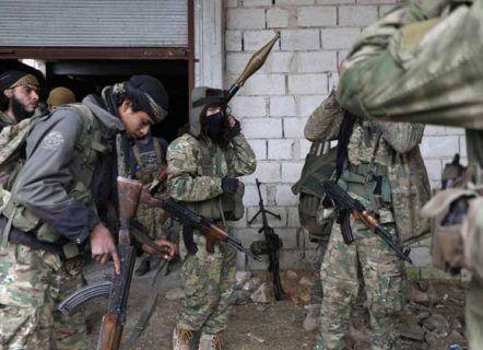 خبرنگاران روزنامه رای الیوم: درگیریها در شمال سوریه تشدید شده است