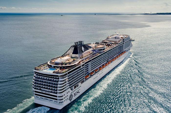آشنایی با کشتی کروز های لوکس جهان