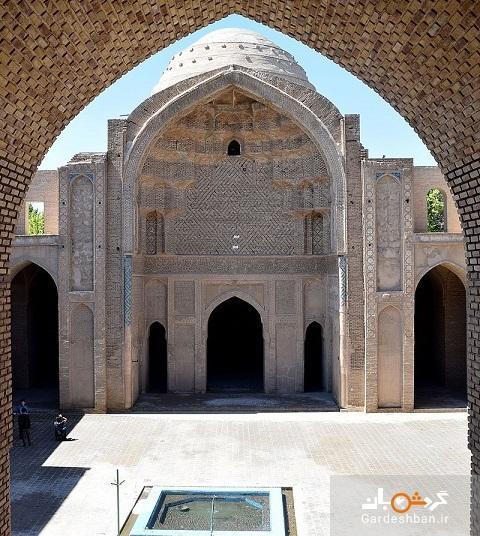 گردشگری مجازی در تهران؛ یکی از قدیمی ترین بنا های شهر ورامین