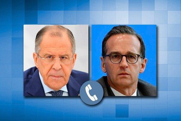 آلمان و روسیه سیاسی کاری موضوع کرونا را غیرقابل قبول خواندند