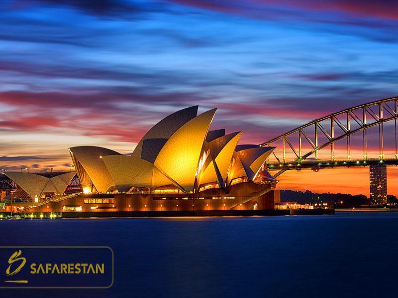 بلیط هواپیما به استرالیا