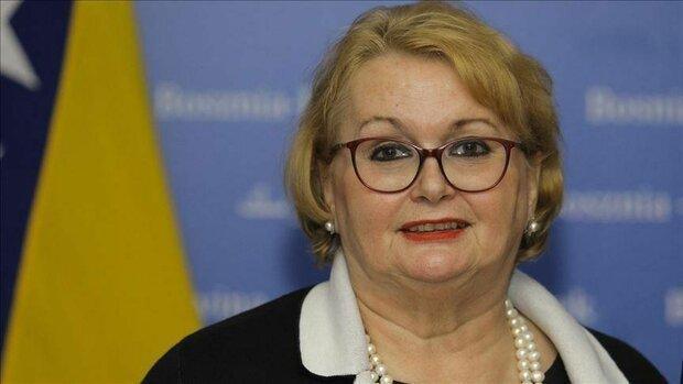 وزیر خارجه بوسنی مدیریت ایران در درمان بیماران کرونایی را ستود