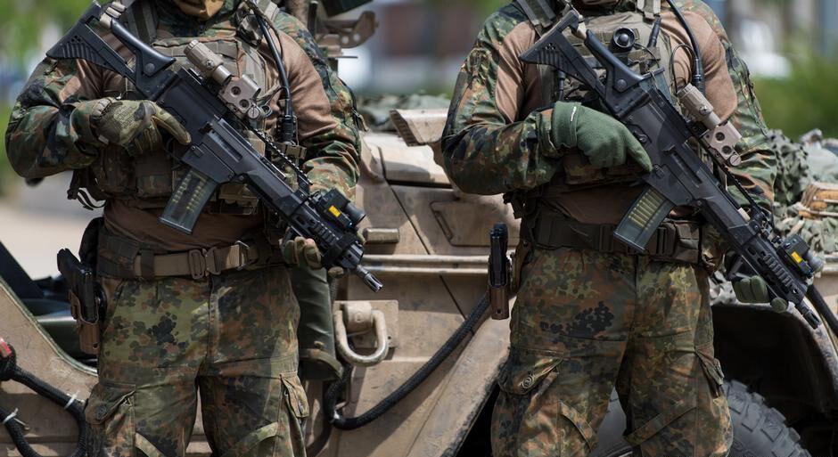 خبرنگاران مشارکت 300 نظامی آلمان در ماموریت صلح لیبی