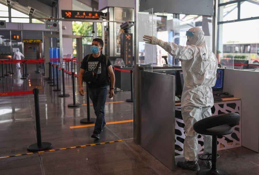 ثبت 108 مورد ابتلا به کرونا در چین