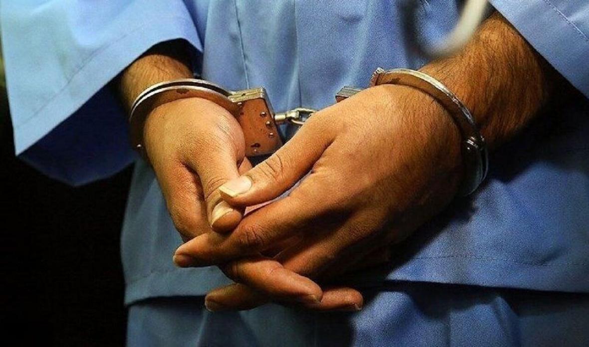 خبرنگاران دستگیری جاعلان اسناد ملکی در البرز