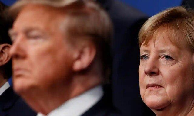 ترامپ دستور خروج 9500 نیروی آمریکایی از آلمان را صادر کرد