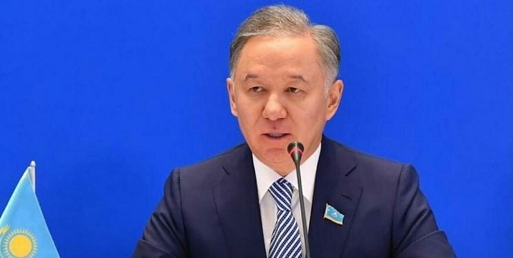 رئیس مجلس قزاقستان مبتلا به کرونا شد