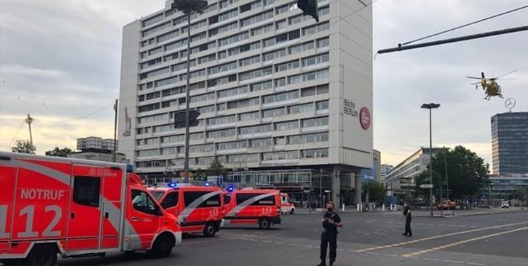 هجوم خودرو به جمعیتی در برلین حداقل 5 زخمی بر جا گذاشت