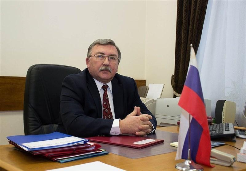 اولیانوف: روسیه با به کارگیری مکانیسم ماشه به منظور حل اختلافات برجام مخالف است