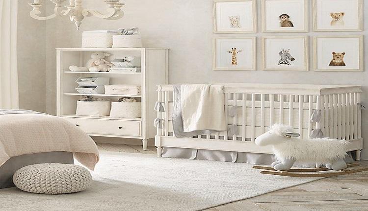 طراحی و چیدمان دکوراسیون اتاق خواب کودک با راه هایی مدرن