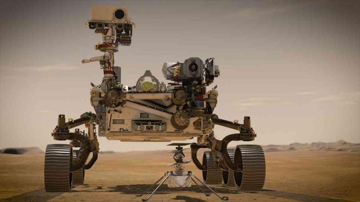 همه چیز درباره مریخ نورد استقامت ، وقتی کاوشگر ناسا اولین ها را در مریخ تجربه می نماید