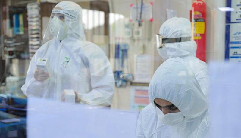 بستری های جدید بیماران کرونایی به یک سوم کاهش یافته است