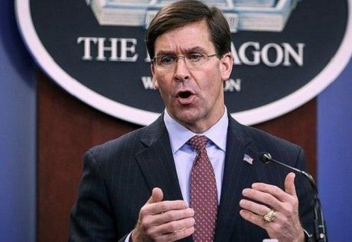 اسپر: شمار نیروها در افغانستان تا نوامبر به زیر 5 هزار نفر کاهش می یابد