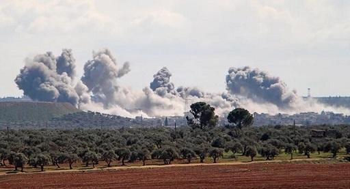 هلاکت معاون سرکرده تروریست های القاعده در ادلب