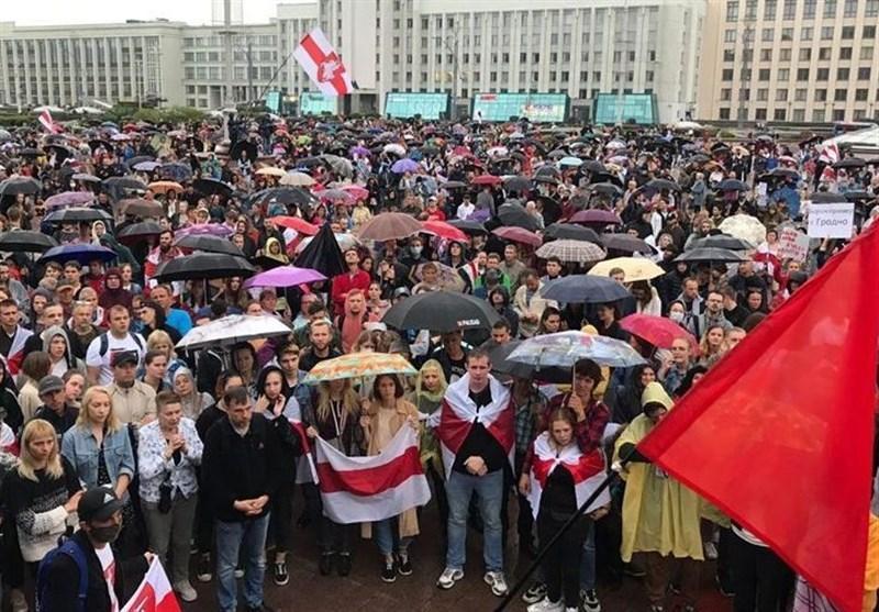 مخالفان در بلاروس خواهان شروع سریع مذاکرات شدند