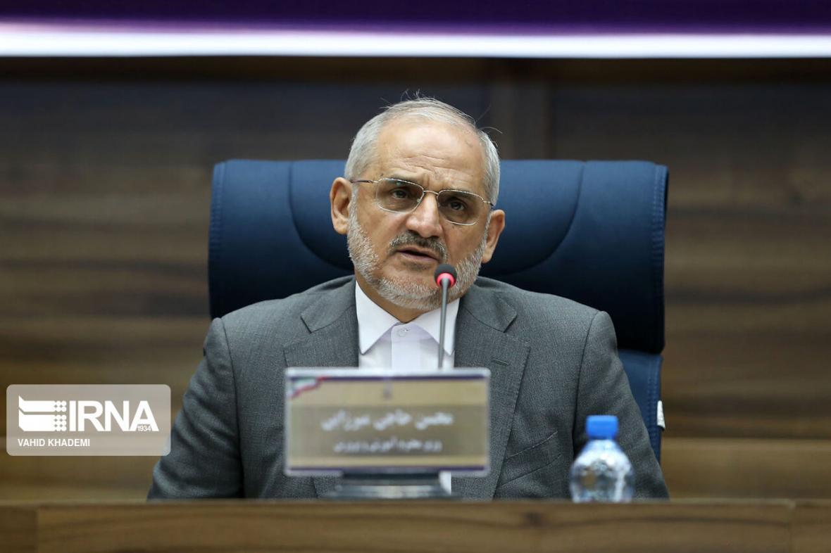خبرنگاران وزیر آموزش و پرورش: محرم الهام بخش عدالت خواستار شد