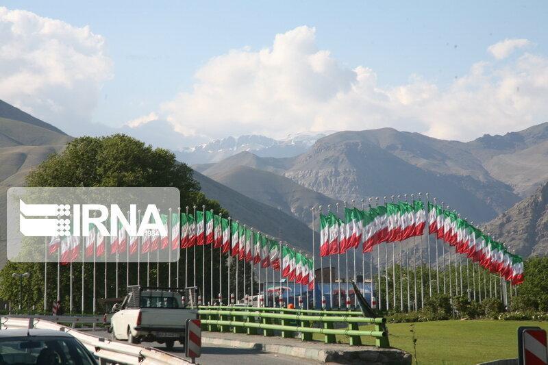 خبرنگاران کیفیت هوای تهران در 13 روز متوالی سالم است