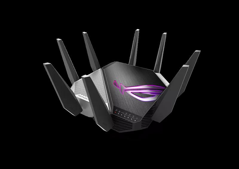ایسوس اولین روتر وای فای 6E دنیا را معرفی کرد: غولی برای استریم بازی و ویدیو
