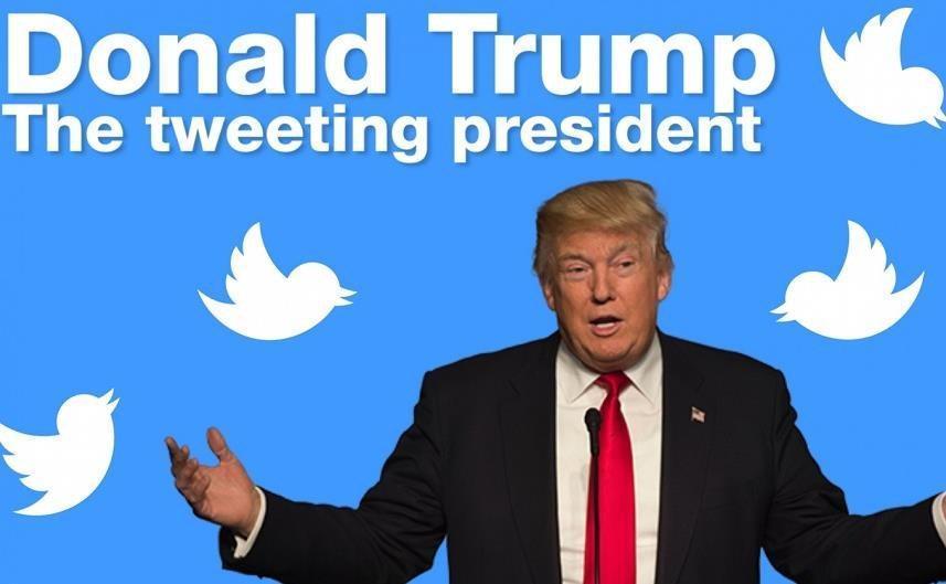 توییتر روی 2 پست ترامپ برچسب هشدار زد