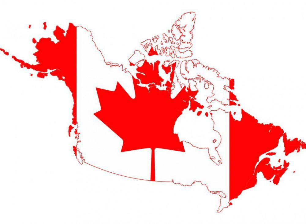آشنایی با نقشه کانادا
