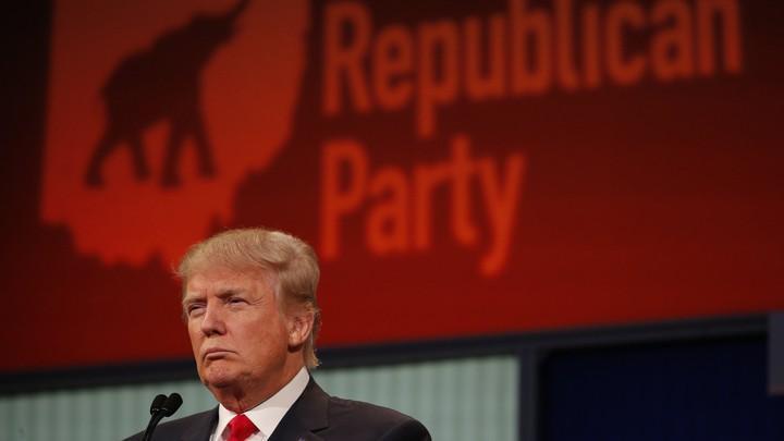 درخواست کمپین انتخاباتی ترامپ برای تعویق مناظره