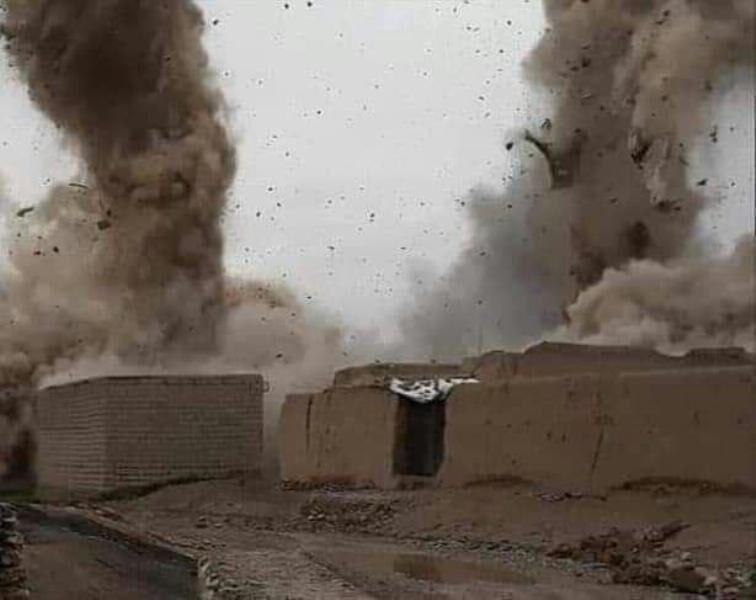انفجار مرگبار در غور افغانستان