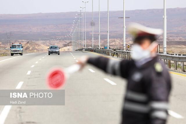 ورودی های خوزستان به روی غیربومی ها بسته شد، بومی ها اجازه خروج ندارند