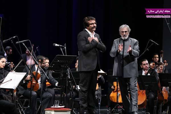 کنسرت ارکستر ملی ایران دوباره با علیرضا افتخاری