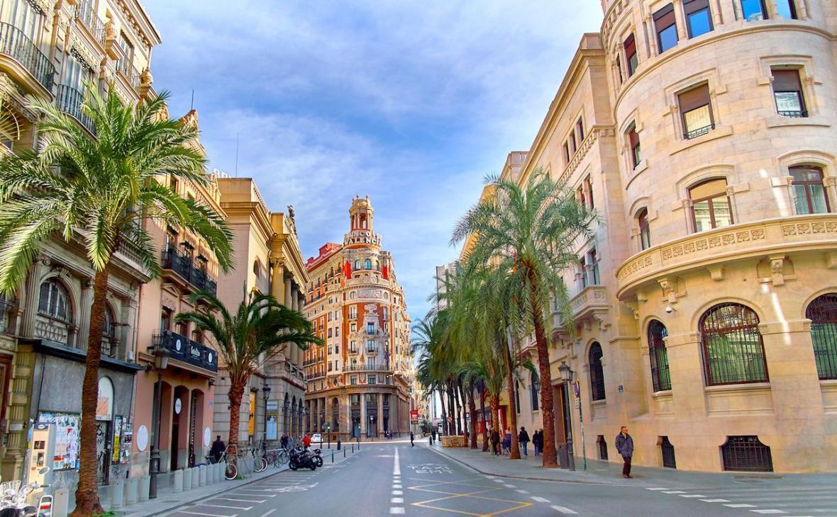 والنسیا، سومین مقصد گردشگری اسپانیا
