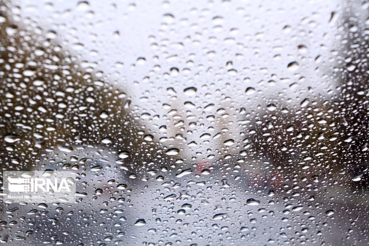 خبرنگاران میزان بارش های سال زراعی جاری در زنجان 45 درصد کاهش یافت