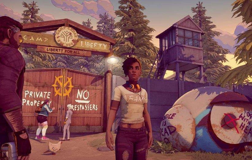 استودیوی کوانتیک دریم ناشر بازی Dustborn خواهد بود