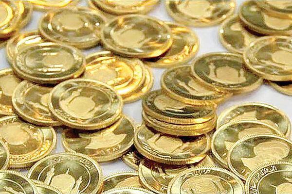 علامت جدید به بازار سکه