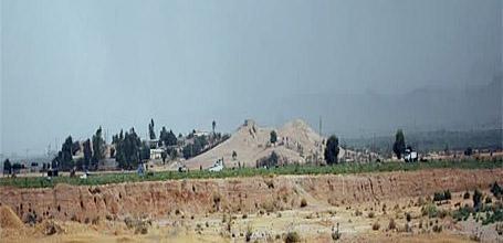 درخواست از رییسجمهور برای مجازات تخریبگران محوطه باستانی چگاسفلی