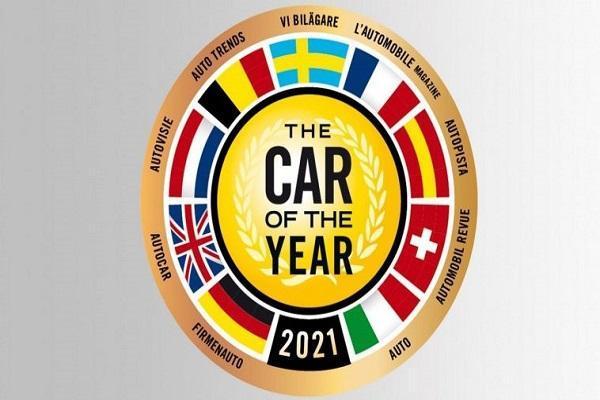 معرفی نامزدهای بهترین خودرو اروپا در سال 2021