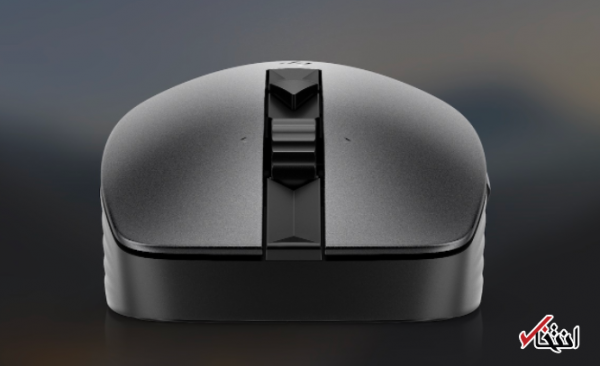 ماوس بی سیم HP 635 با قابلیت اتصال چندگانه
