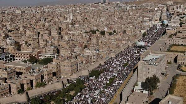 خبرنگاران تروریسم واقعی اقدامات آمریکا علیه مردم یمن است