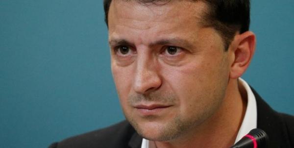 رئیس جمهور اوکراین: از انتشار مکالمه ام توسط ترامپ عصابی شدم