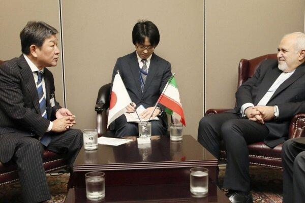 ژاپن برای یاری به حل مسئله برجام اعلام آمادگی کرد