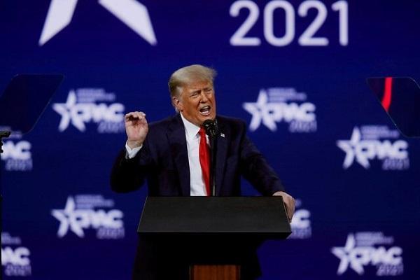 بعد از انتخابات کنگره درباره ریاست جمهوری تصمیم می گیرم، واکسن بزنید!